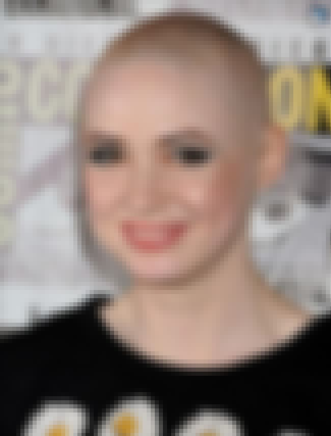 Karen Gillan is listed (or ranked) 1 on the list 8 Actresses Who Shaved Their Heads For Movie Roles