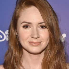 Karen Gillan is listed (or ranked) 13 on the list 45 Under 45: The New Class Of Action Stars