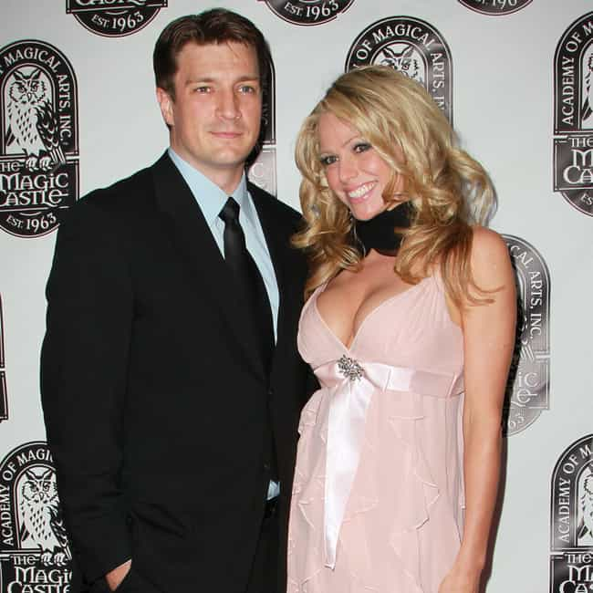 Kate Luyben is listed (or ranked) 4 on the list Nathan Fillion Loves and Hookups