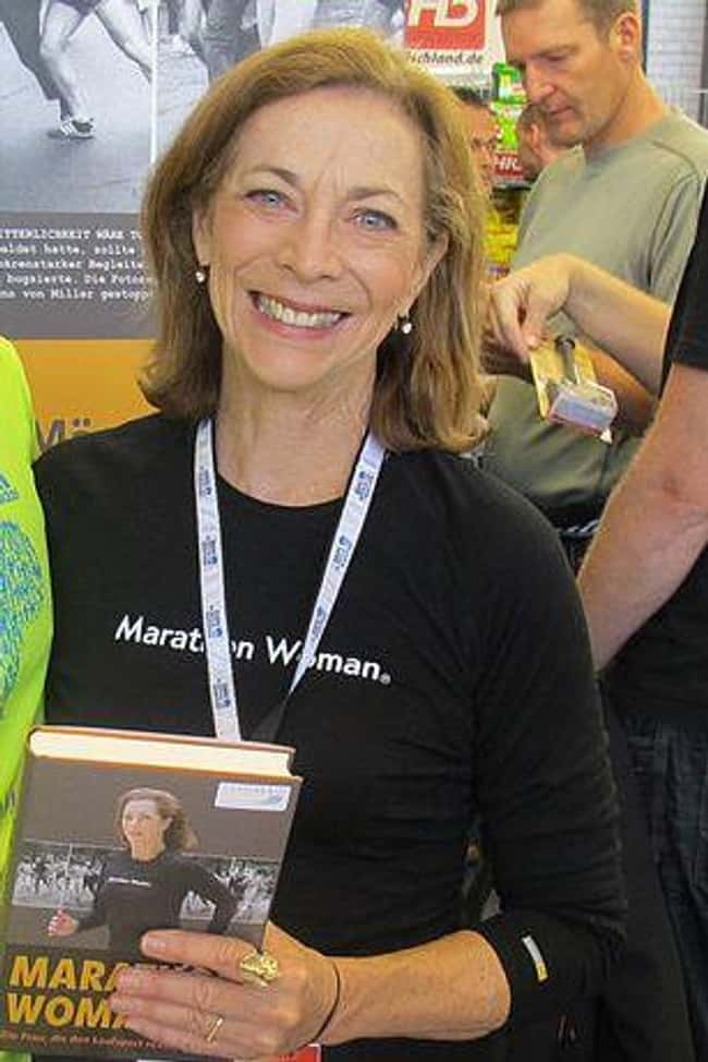 Kathrine Switzer is listed (or ranked) 8 on the list 12 Times Women Disguised As Men Made History