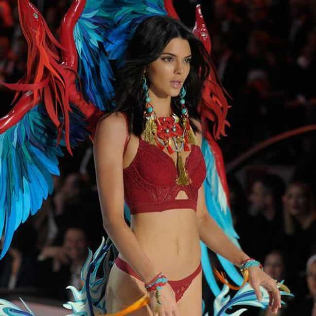 Kendall Jenner is listed (or ranked) 5 on the list Famous Female Models