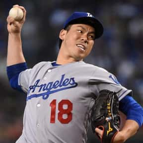 Kenta Maeda is listed (or ranked) 9 on the list The Best Hitting Pitchers in the MLB Right Now