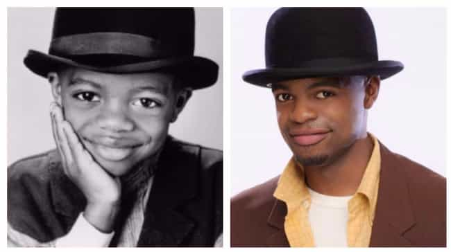 Kevin Jamal Woods is listed (or ranked) 4 on the list What Happened To All The Kids From Little Rascals?
