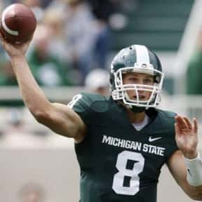 Kirk Cousins is listed (or ranked) 1 on the list The Best Michigan State Spartans Quarterbacks of All Time