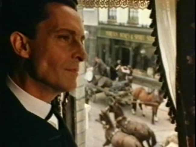 Sherlock Holmes is listed (or ranked) 4 on the list What to Watch If You Love 'Sherlock'