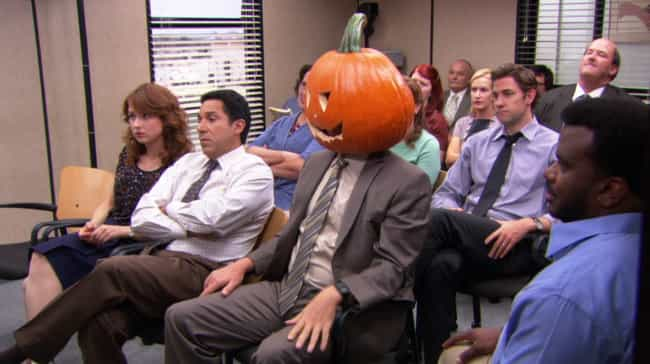 The Office is listed (or ranked) 4 on the list The Best Halloween Episodes You Can Watch On Netflix Right Now