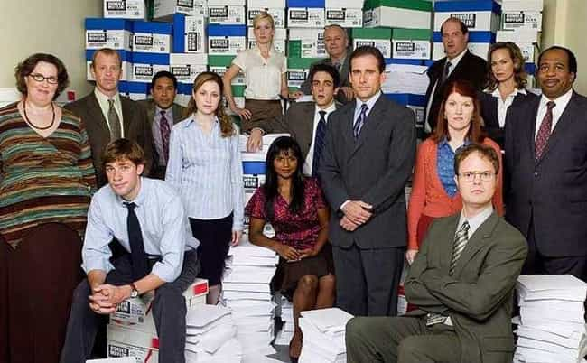 The Office is listed (or ranked) 1 on the list TV Casts That Still Hang Out Even Though Their Shows Ended