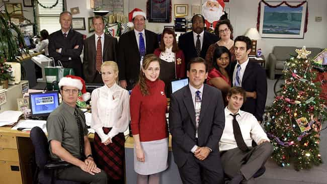 The Office is listed (or ranked) 3 on the list The Casts of Your Favorite TV Shows, Reunited