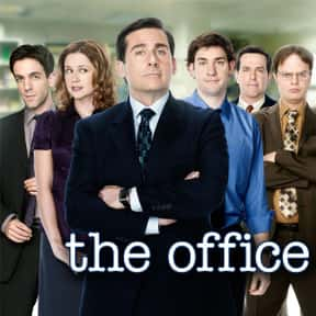 The Office is listed (or ranked) 8 on the list The TV Shows with the Best Writing