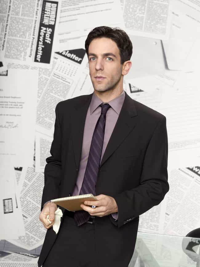 Ryan Howard is listed (or ranked) 2 on the list How The Characters On 'The Office' Represent The Seven Deadly Sins
