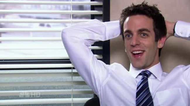 Ryan Howard is listed (or ranked) 1 on the list Which Member Of 'The Office' Are You, According To Your Zodiac Sign?
