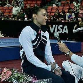 Kyla Ross is listed (or ranked) 17 on the list Famous Female Gymnasts