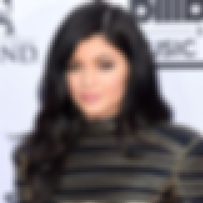 Kylie Jenner is listed (or ranked) 2 on the list Famous People Born in 1997