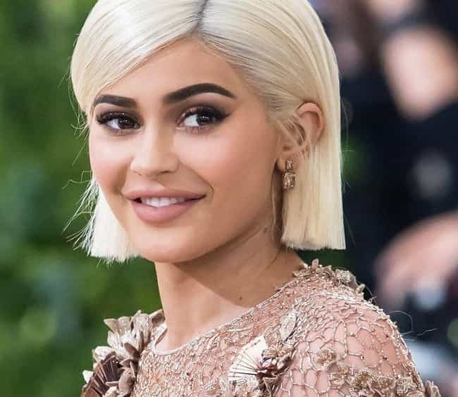 Kylie Jenner is listed (or ranked) 1 on the list 12 Celebrities Who Had Kids Before They Were Old Enough To Drink