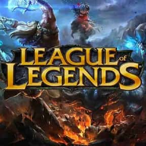 League Of Legends is listed (or ranked) 13 on the list Which Nerd Favorite Has The Most Annoying Fans?