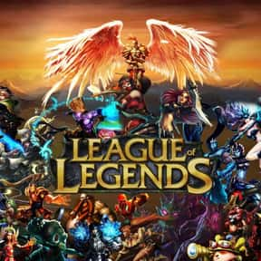 League of Legends is listed (or ranked) 7 on the list The Best Games To Play Online
