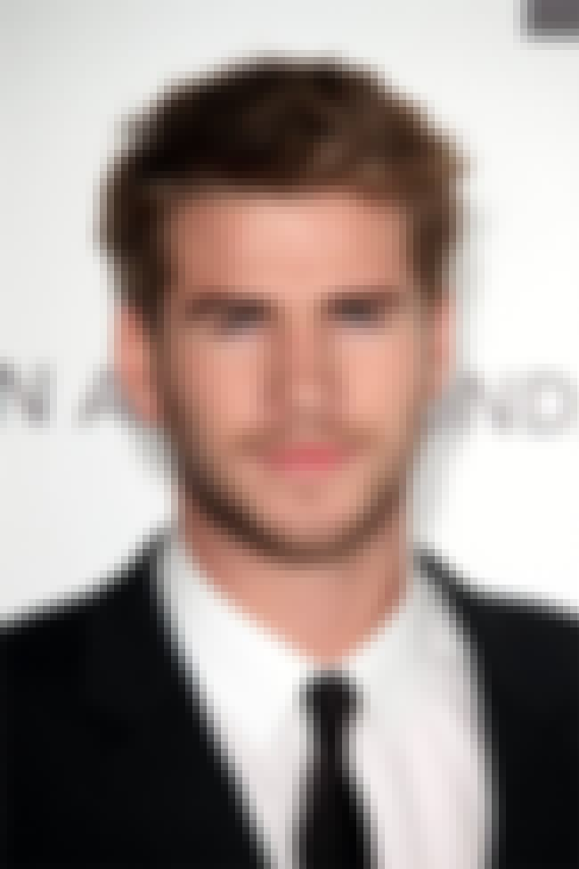 Liam Hemsworth is listed (or ranked) 4 on the list The Hottest Actors in 2013 Movies