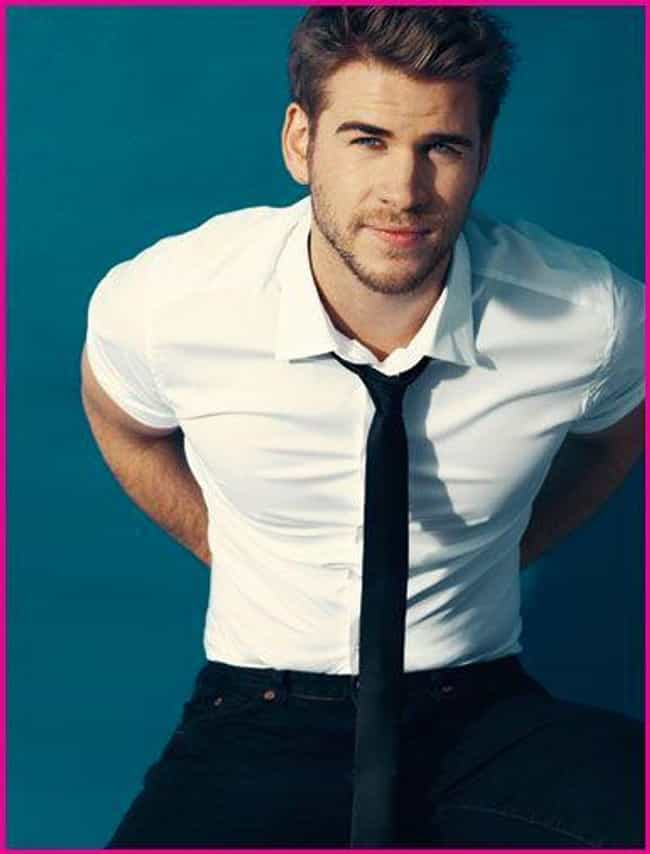 Liam Hemsworth is listed (or ranked) 4 on the list The Most Handsome Actors of 2012