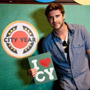 Liam Hemsworth is listed (or ranked) 23 on the list Who Is America's Boyfriend in 2016?
