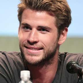 Liam Hemsworth is listed (or ranked) 10 on the list Who Was America's Boyfriend in 2015?