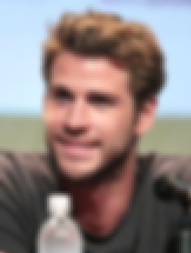 Liam Hemsworth is listed (or ranked) 4 on the list The Greatest Celebrity Hair (Men)