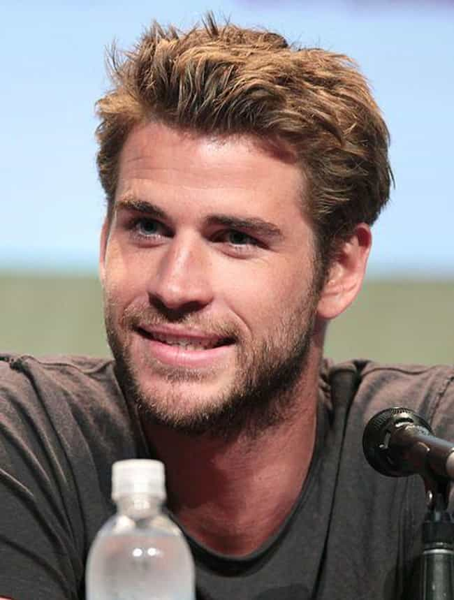 Liam Hemsworth is listed (or ranked) 3 on the list Eiza Gonzalez Loves and Hookups