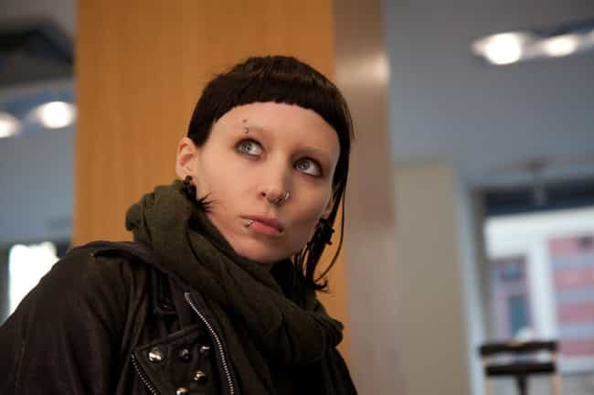 Lisbeth Salander is listed (or ranked) 1 on the list Roles That Scarlett Johansson Almost Played