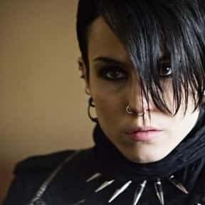 Lisbeth Salander is listed (or ranked) 21 on the list The Greatest Billionaire Characters in Film