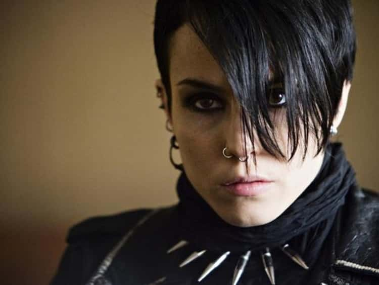 Aries (March 21 - April 19): Lisbeth Salander From 'The Girl With The Dragon Tattoo'