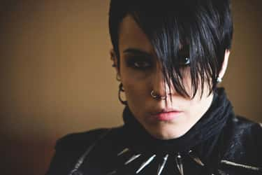 Lisbeth Salander From 'The Girl With The Dragon Tattoo'