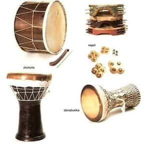 Long drum is listed (or ranked) 23 on the list Instruments in the Percussion Family
