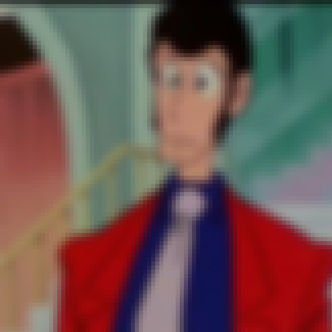 Lupin III Part II is listed (or ranked) 3 on the list What Was The Most Popular Anime Series The Year You Were Born?