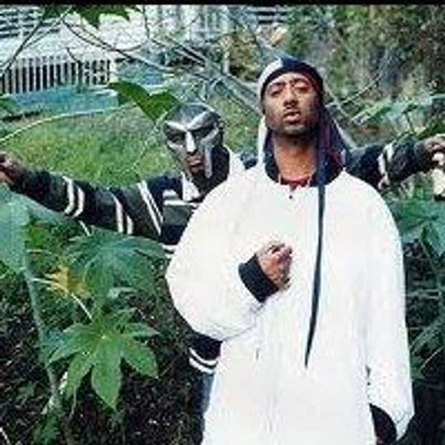 Madvillain is listed (or ranked) 2 on the list The Best Abstract Hip Hop Groups/Artists