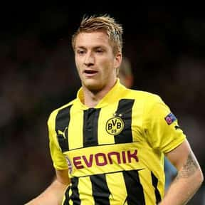 Marco Reus is listed (or ranked) 2 on the list Famous People Named Marco