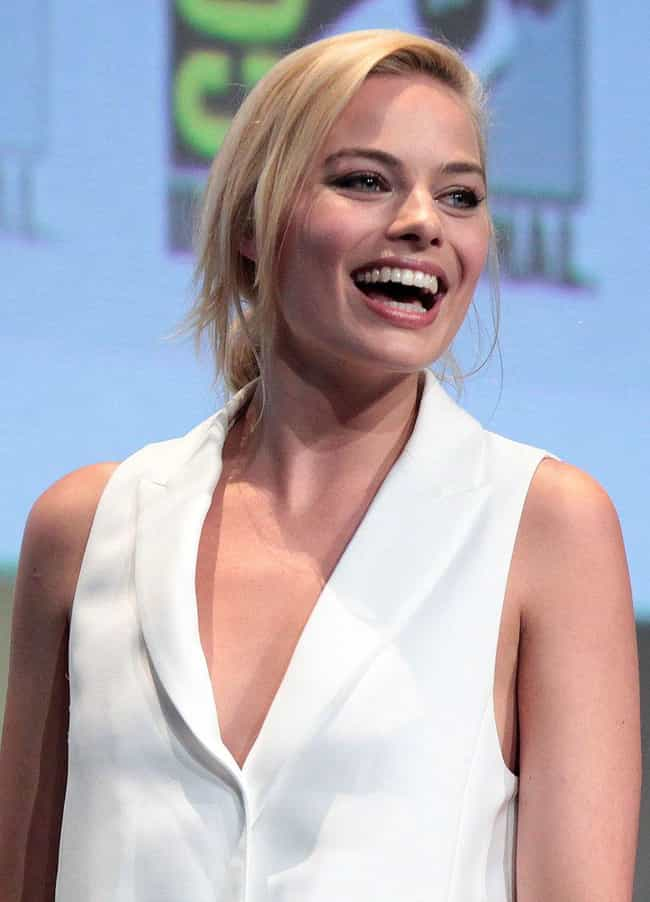 Margot Robbie is listed (or ranked) 2 on the list The Grossest Cover Stories of Young Female Stars Written by Older Men
