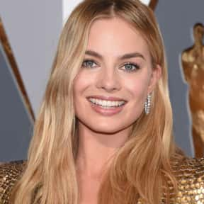 Margot Robbie is listed (or ranked) 20 on the list Who Was America's Girlfriend in 2016?