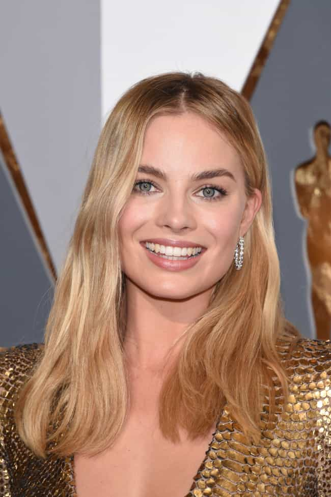 Margot Robbie is listed (or ranked) 1 on the list The Most Beautiful Actresses Ever