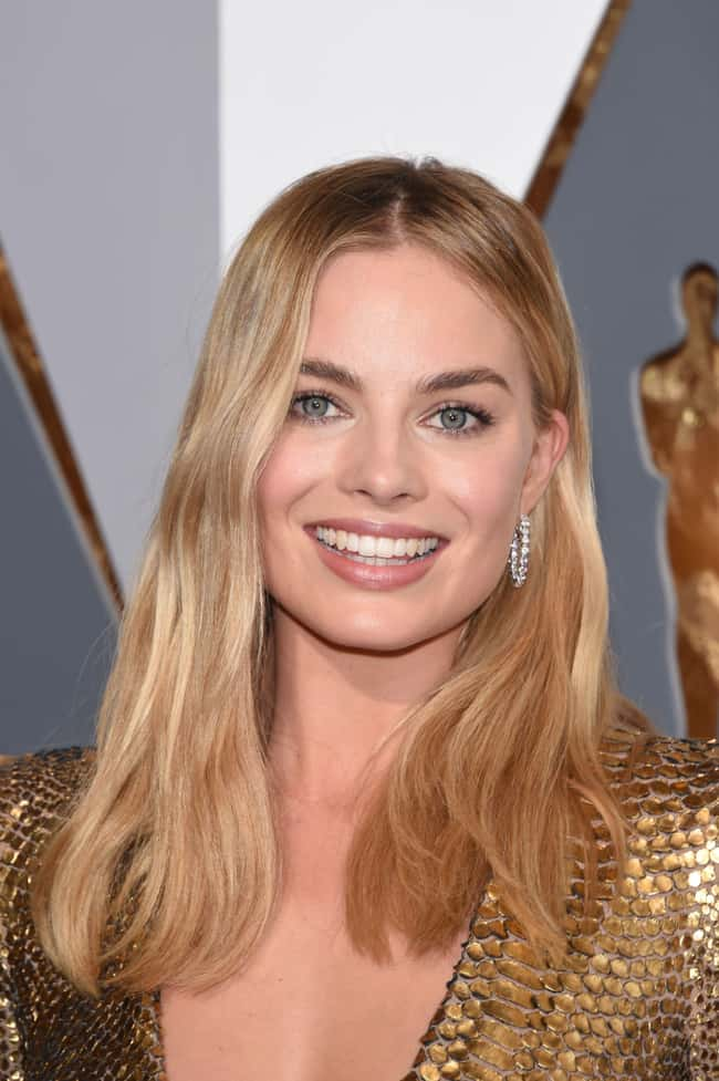 Margot Robbie is listed (or ranked) 26 on the list The Most Captivating Celebrity Eyes (Women)