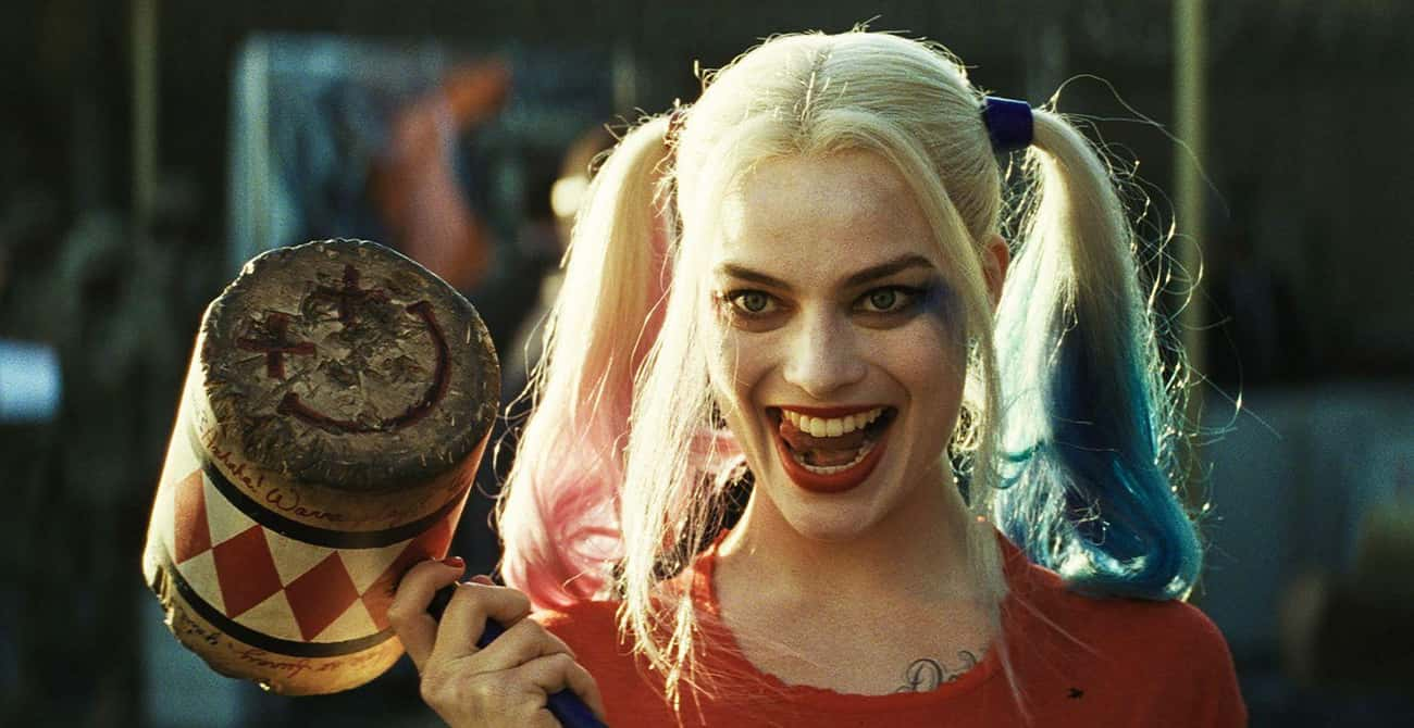 Margot Robbie In 'Suicide Squad'