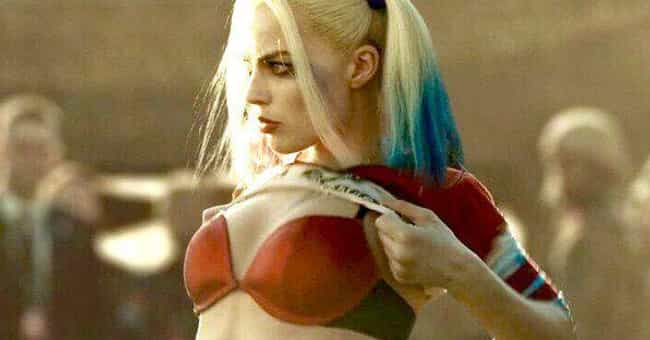 Margot Robbie is listed (or ranked) 3 on the list The Best Bra Reveals in Cinematic History