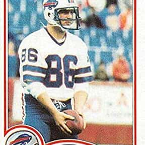 Mark Brammer is listed (or ranked) 12 on the list The Best Buffalo Bills Tight Ends Of All Time