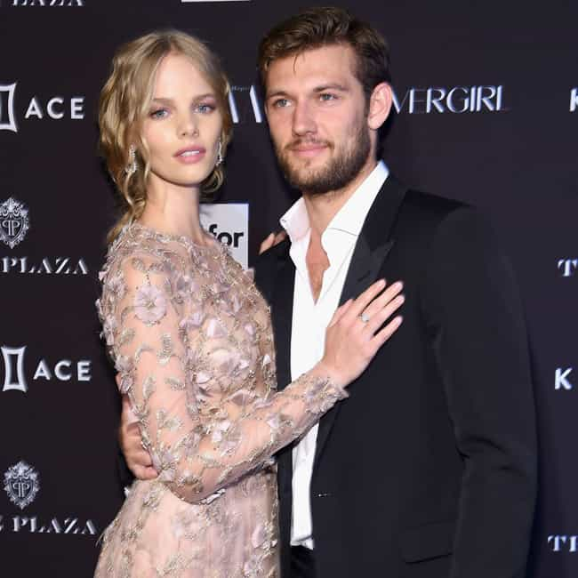 Marloes Horst is listed (or ranked) 2 on the list Alex Pettyfer Loves and Hookups