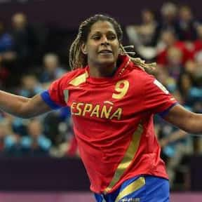 Marta Mangué is listed (or ranked) 20 on the list List of Famous Handball Players