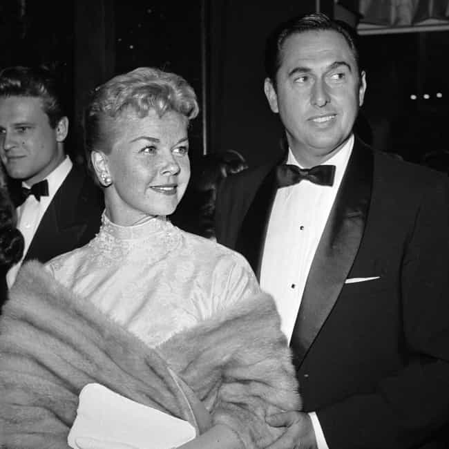 Martin Melcher is listed (or ranked) 2 on the list Men Who Doris Day Has Dated