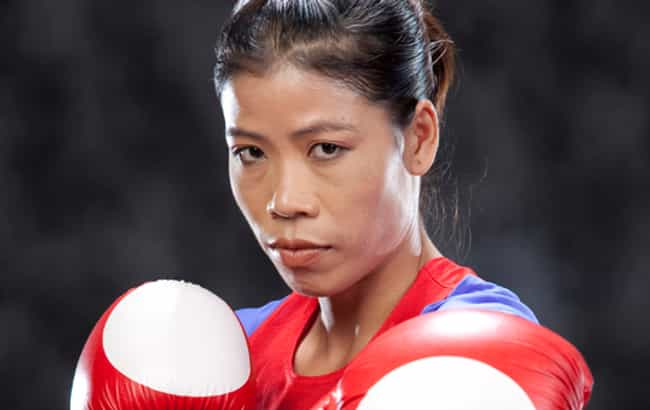 Mary Kom is listed (or ranked) 1 on the list Famous Boxers from India