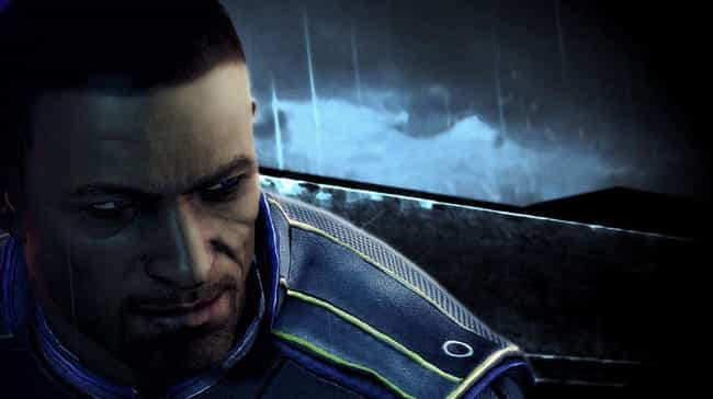Mass Effect 3 is listed (or ranked) 3 on the list The Best Queer Video Games With LGBTQ+ Content
