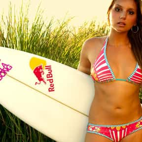 Maya Gabeira is listed (or ranked) 7 on the list List of Famous Surfers