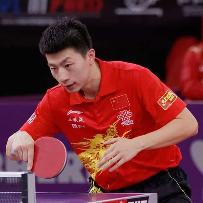 Ma Long is listed (or ranked) 1 on the list The Best Table Tennis Players Of All-Time