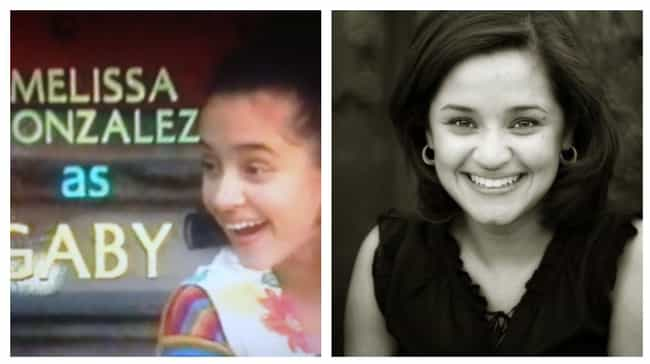 Melissa Gonzalez is listed (or ranked) 3 on the list Here's What The Cast Of Ghostwriter Looks Like Now