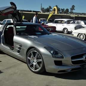 Mercedes-Benz SLS AMG is listed (or ranked) 22 on the list The Ultimate Dream Garage